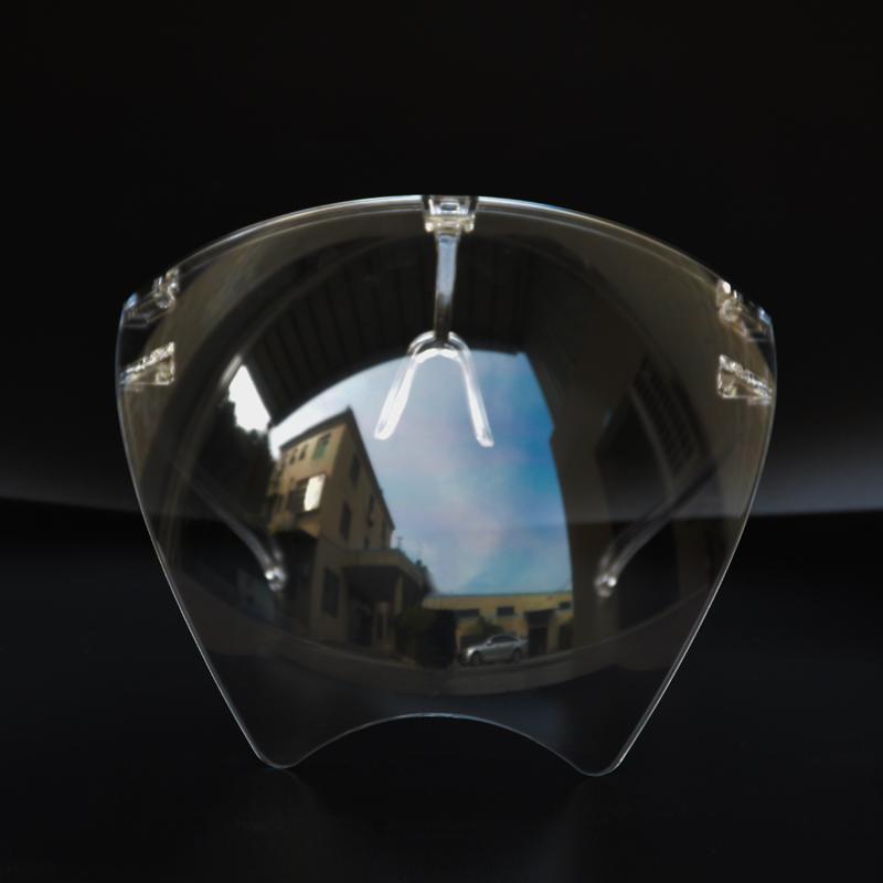 工厂批发 高品质 新产品面罩 透名塑胶口罩